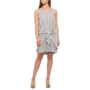 DREW Morgan Wrap Tie Dress